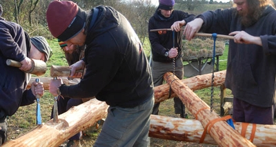 roundwood-timber-framing-course-work